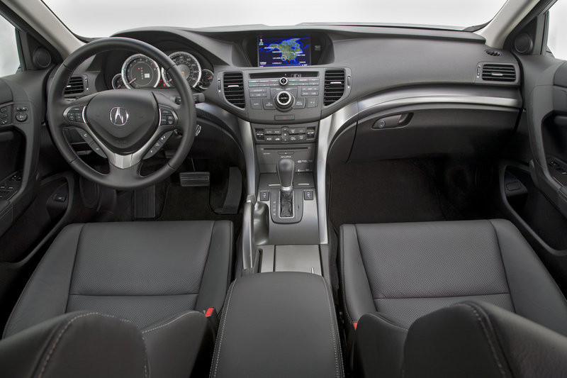 Even the base Acura TSX wagon comes with leather upholstery, satellite radio with USB audio input, heated power front seats, hands-free cell phone link, auto-dimming rearview mirror and a power moonroof.