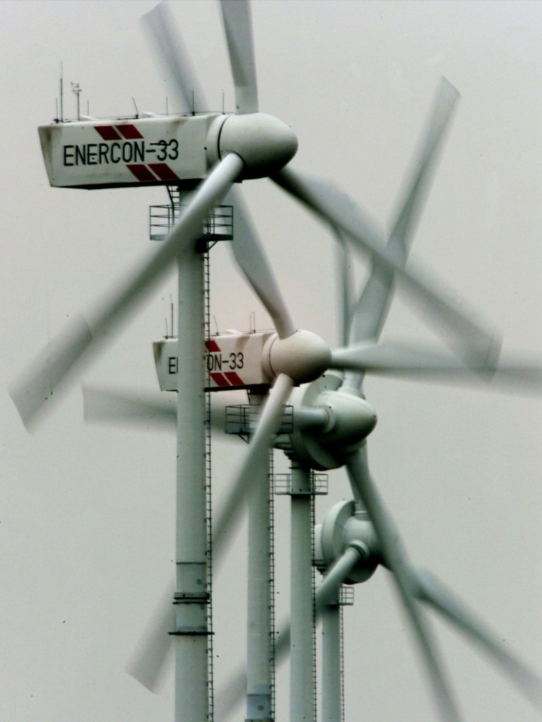 Wind power, solar power, biomass and other renewable sources are predicted to supply as much as 77 percent of global energy by the year 2050, according to the most ambitious forecast.