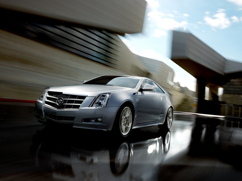 About 50 percent of Cadillacs CTS models are sold with all-wheel drive.