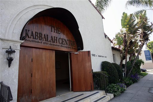 The Kabbalah Centre has grown during its 40 years into an international organization that has drawn celebrities such as Ashton Kutcher, Madonna and Gwyneth Paltrow.