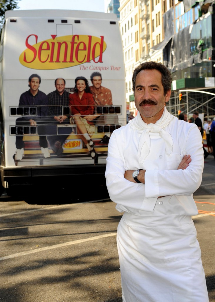 Larry Thomas, 'Seinfeld' Soup Nazi
