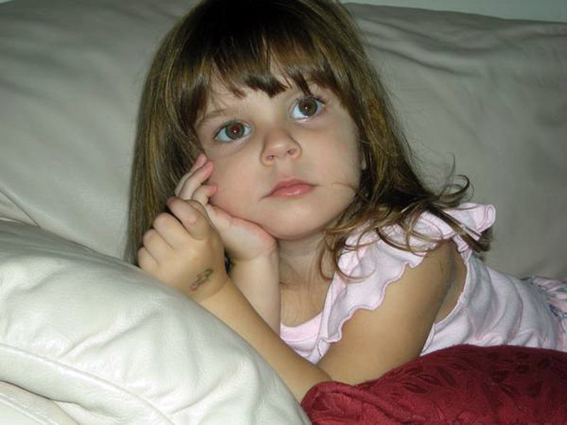 Caylee Marie Anthony, 2, vanished in 2008.