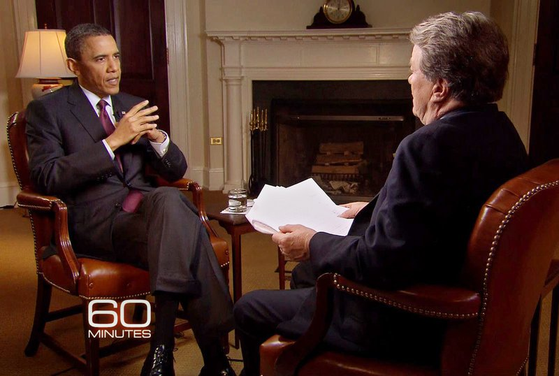 President Obama talks about the raid on Osama bin Laden's compound in Pakistan with