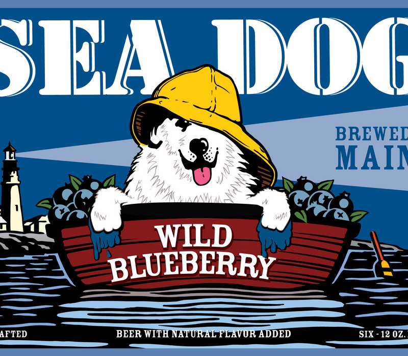 Sea Dog Brewing Co., part of the Shipyard family, has updated the packaging for Bluepaw and its other ales.