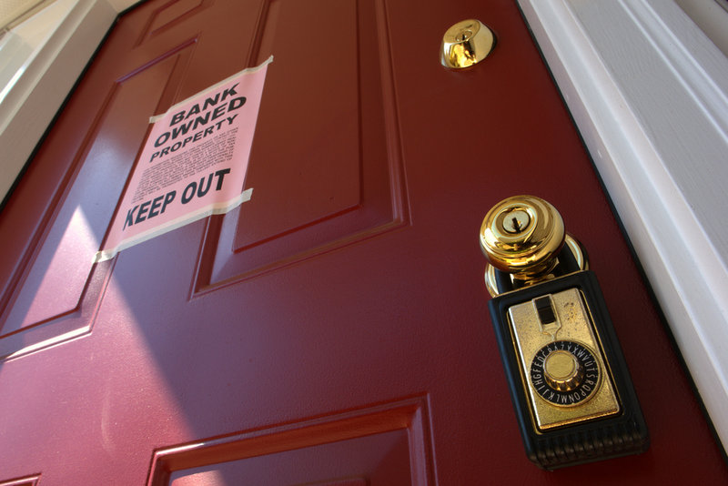 A lockbox on the door and a notice that it's a bank-owned property is a nightmare scenario for homeowners. But experts say one of the keys to preventing foreclosure is to talk to your lender as soon as possible – when you realize you might be in trouble but before you miss a payment.