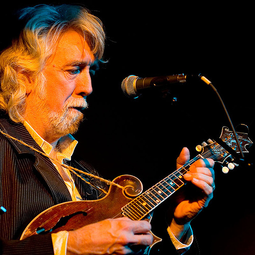 John McEuen, founding member of The Nitty Gritty Dirt Band, plays on Saturday at the Opera House at Boothbay Harbor.
