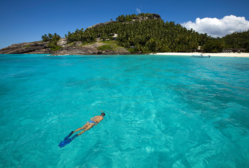 The Seychelles are known for giving celebrities privacy, and the Duke and Duchess of Cambridge have visited before.