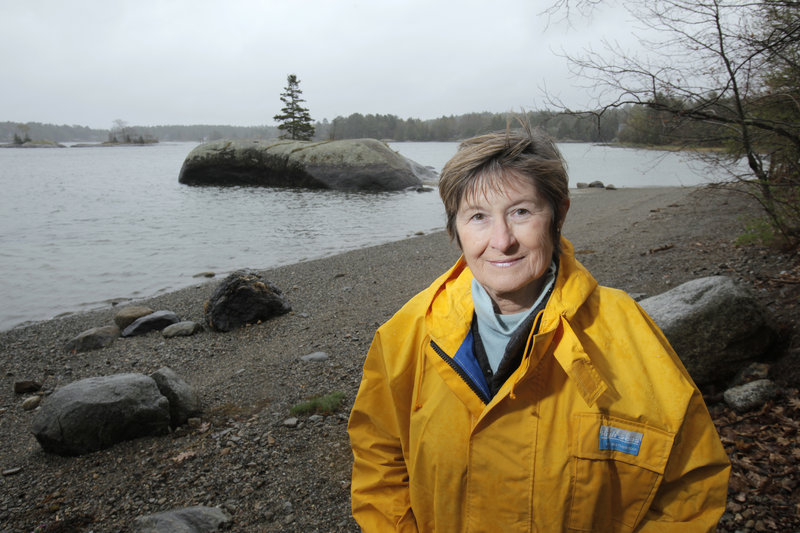 Environmental toxicologist Susan Shaw will get a Gold Medal from the Society of Women Geographers this month. The researcher will also be named the National Audubon Society's