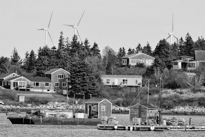 Not in my backyard? Readers differ on the value of wind power and what it means to the economy and landscapes of Maine.