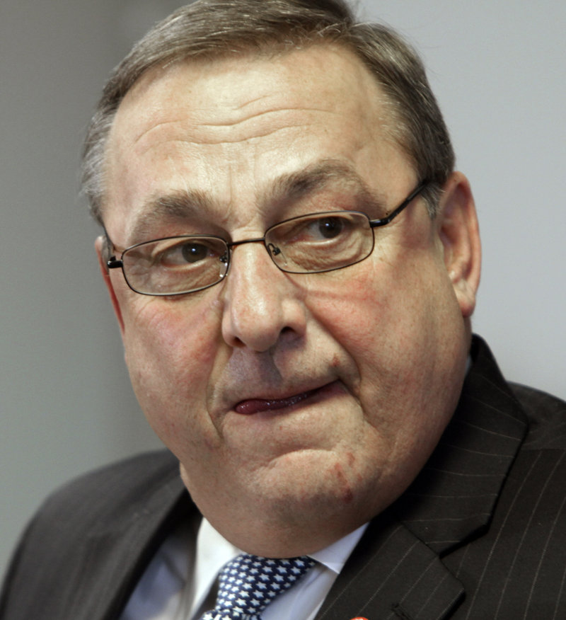 Gov. Paul LePage says cutiing MPBN helps balance the budget.