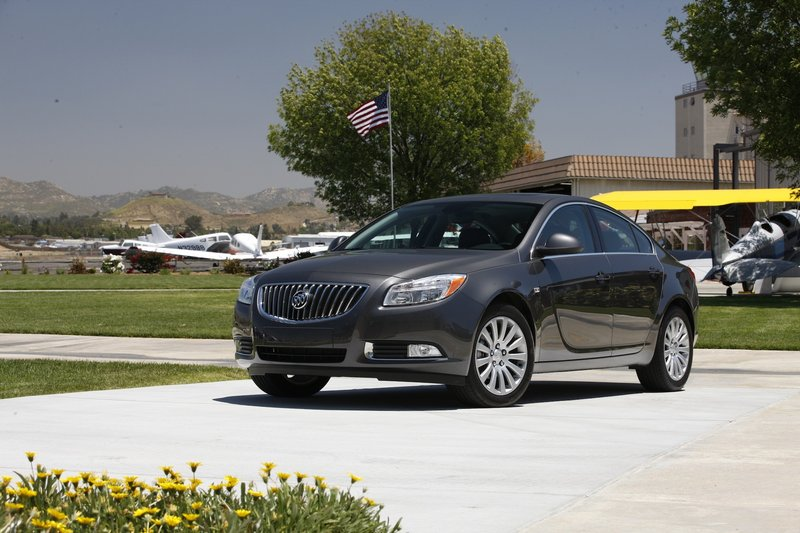 Both the Buick Regal, above, and Kia Optima, below, are available with turbocharged engines that deliver a noticeable performance boost over the standard power plants. The turbo models impressed the reviewer enough for him to offer an update on these vehicles.