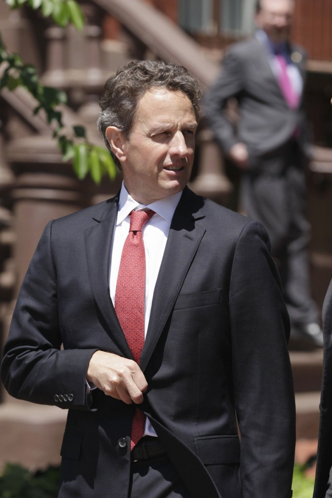 Treasury Secretary Timothy Geithner says reforms to protect future retirees must be made sooner rather than later. The bad economy has shortened the life of the trust funds that support Social Security and Medicare.