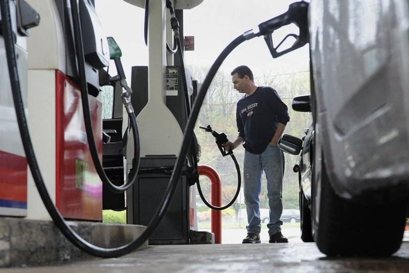 Consumers won't see lower prices at the gasoline pump immediately as a result of new moves to increase U.S. oil production, including the extension of offshore leases.