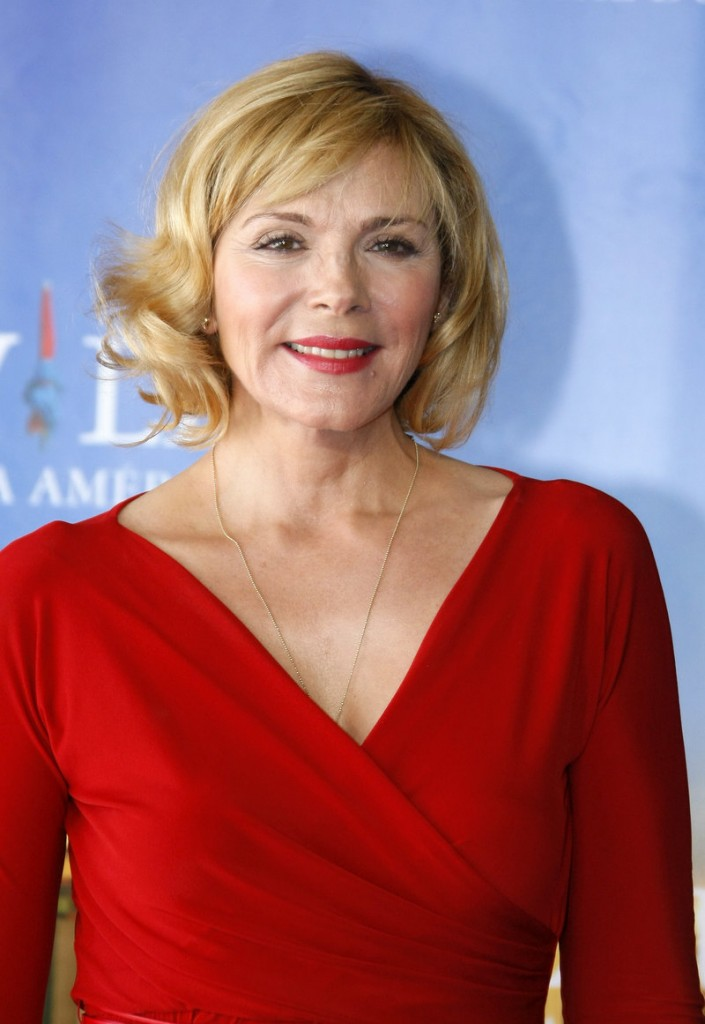 "The Gay & Lesbian Alliance Against Defamation gave its Golden Gate Award to ""Sex and the City"" star Kim Cattrall."