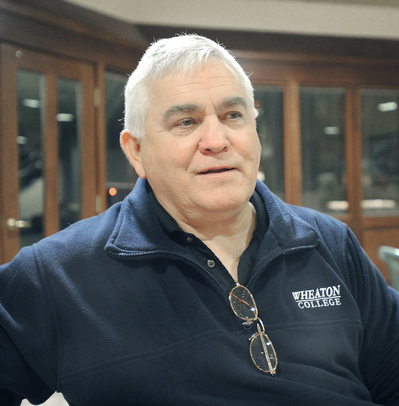 Tom Maines, who coached Morse High to three straight boys basketball state titles, is being asked to turn around a college basketball program in China.