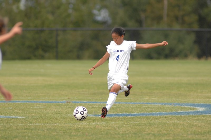 Su-Lin Del Guercio wanted to earn everything at Colby College, and not be handed anything because of a past. So she kept quiet, and earned not just a roster spot, but love and respect.