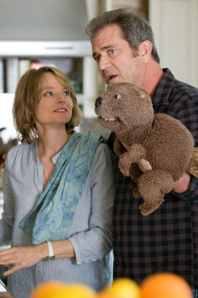 Jodie Foster and Mel Gibson play wife and husband in