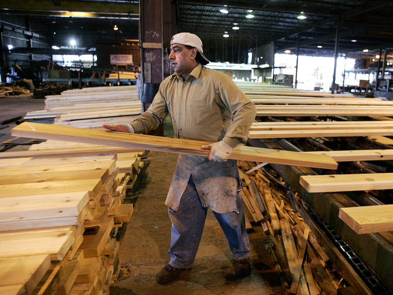 Maine products would be disadvantaged by more trade pacts now under consideration, a reader says.