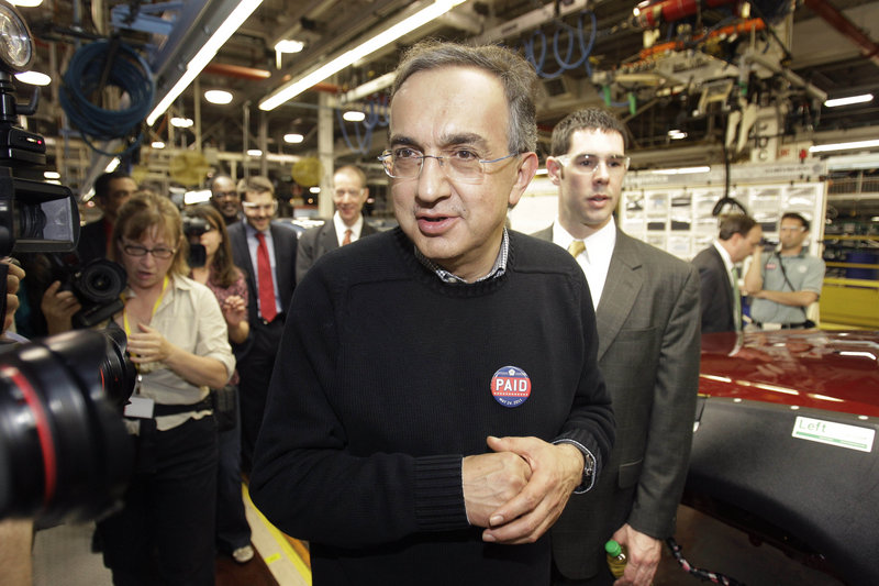 Under the leadership of Fiat CEO Sergio Marchionne, Chrysler has cut costs and revived its sales by refurbishing most of its lineup of Jeep, Chrysler, Dodge and Ram vehicles.