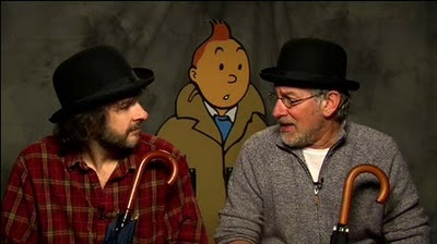 Peter Jackson and Stephen Spielberg have teamed up to bring to the screen an adaptation of the