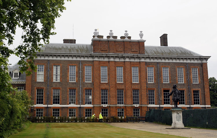 The Duke and Duchess of Cambridge will use a small refurbished apartment in Kensington Palace as their official London home for the next year or so. Their primary house will remain in Anglesey, Wales, where William serves as a Royal Air Force search-and-rescue helicopter pilot.
