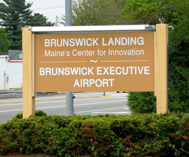 Eighty businesses and organizations occupied 1.2 million square feet of Brunswick Landing's 2 million square feet of industrial and commercial space at the end of 2015.
