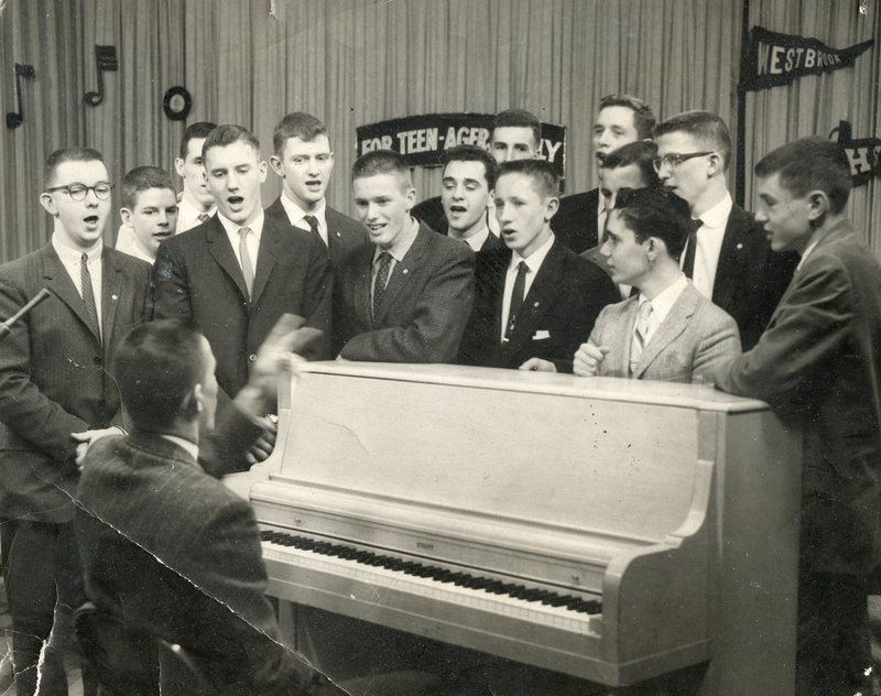 """""""The Dave Astor Show (For Teenagers Only)"""" aired from 1956 to 1971."""