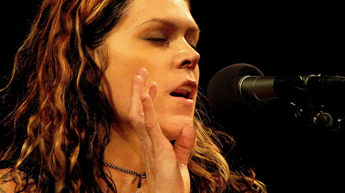 Beth Hart performs tonight at Port City Music Hall in Portland.