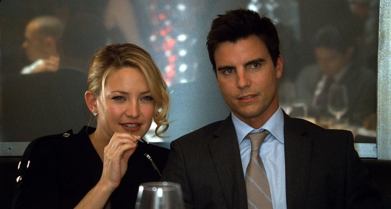 Kate Hudson and Colin Egglesfield in