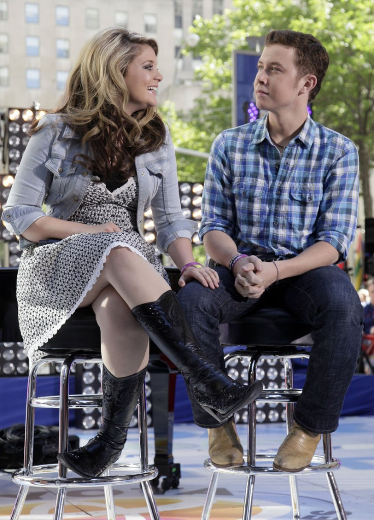 "Scotty McCreery was the winner and Lauren Alaina the runner-up in the latest ""American Idol"" competition."