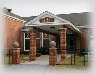 The Lunt School in Falmouth will become an expanded library if Question 1 is approved.