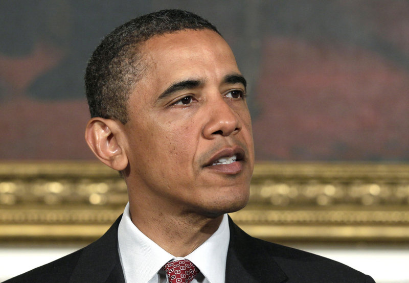 """President Barack Obama was criticized Friday by members of Congress who say they want """"a compelling rationale"""" for the U.S. military mission in Libya. """"This resolution puts the president on notice,"""" said House Speaker John Boehner, below, R-Ohio. """"He has a chance to get this right."""""""