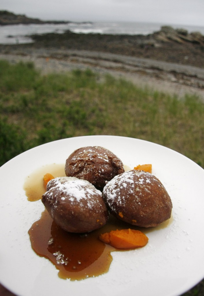 Desserts include the familiar, such as whoopie pies and blueberry tarts, as well as sweet treats you might not have heard of, such as butternut squash doughnuts with maple syrup.