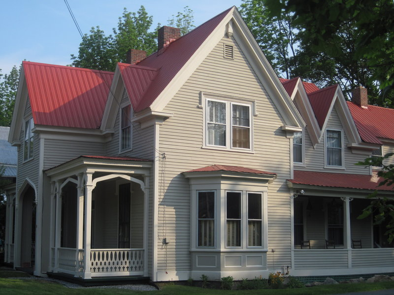 A Gothic Revival home also is on the Paris Hill House and Garden Tour.