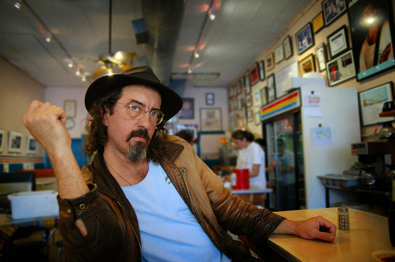 James McMurtry performs on Saturday at The Grand in Ellsworth and on Sunday at Stone Mountain Arts Center in Brownfield.