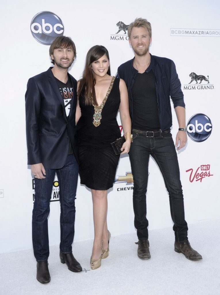 """Lady Antebellum members Dave Haywood, Hillary Scott and Charles Kelley will release the follow-up to their Grammy-winning album, """"Need You Now,"""" on Sept. 13."""