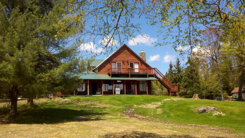 The Vegan at Tomhegan is located on the shores of Moosehead Lake, and is the state's first vegan health retreat.