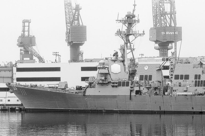 Is it worth the cost to dredge the Kennebec so BIW can deliver this ship to the Navy on time?