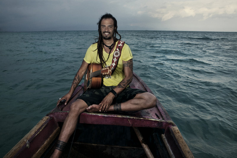 Michael Franti performs an all-ages show with Spearhead at 6 p.m. today (doors 4 p.m.) at Ocean Gateway Terminal in Portland.