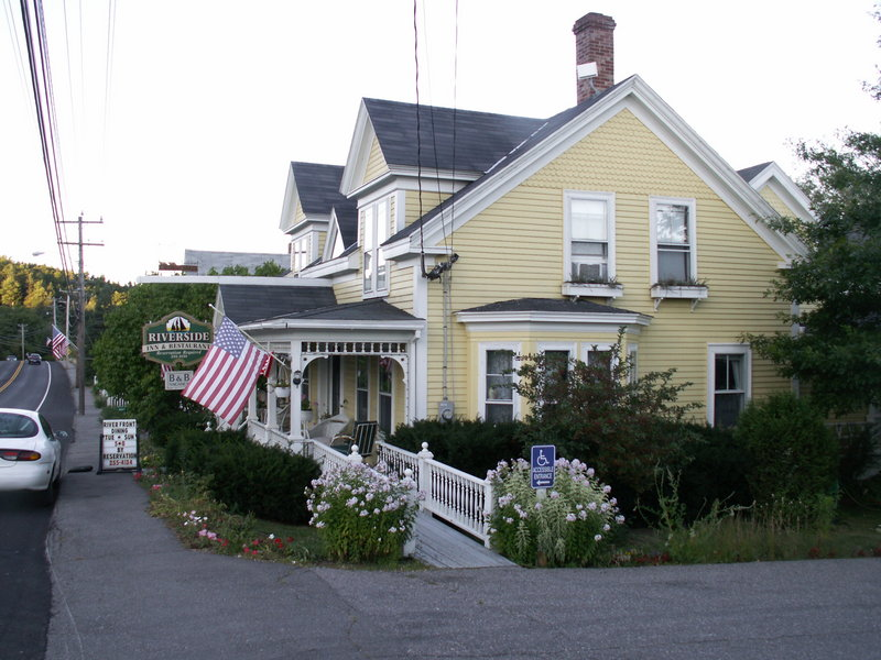 The Riverside Inn and Restaurant in East Machias has a somewhat remote Down East location, but its delicious entrees and ambience rival eateries in southern Maine.