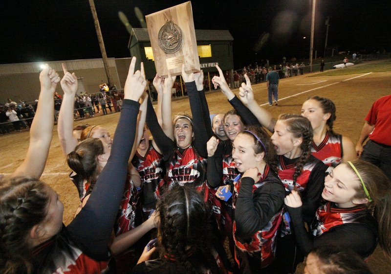 Scarborough reached the Class A softball state final with an emotional victory over South Portland and could use a couple of days between games to regain concentration.