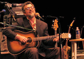 Greg Brown plays Jonathan's in Ogunquit and Stone Mountain Arts Center in Brownfield.
