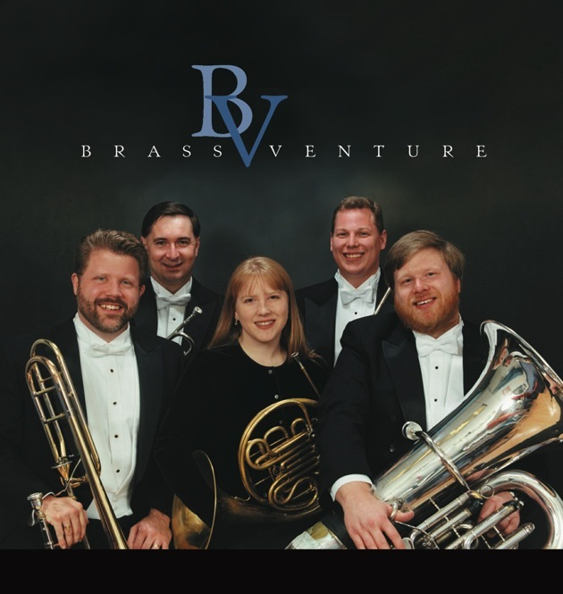 Returning for the eighth straight year, Brass Venture opens the 45th season of the Bar Harbor Music Festival with a program Friday at the Bar Harbor Congregational Church.