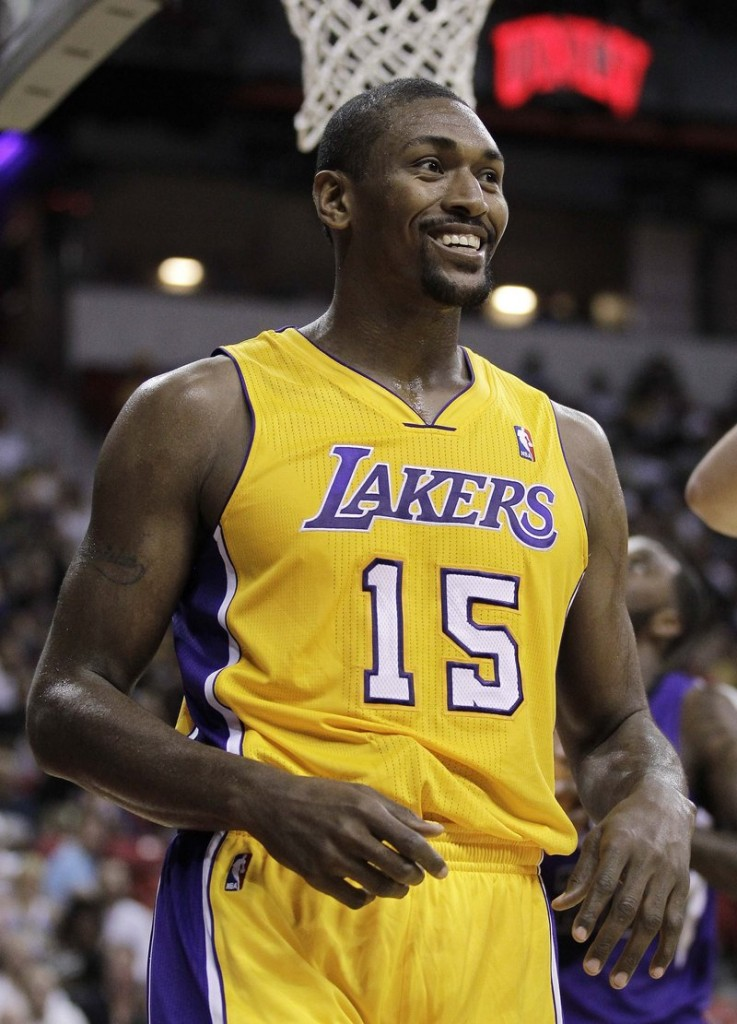 In court documents, Ron Artest cites personal reasons for wanting to change his name.