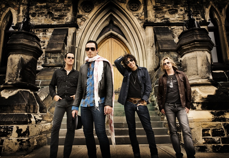 The legendary Stone Temple Pilots – STP – headlines at Oxxfest on Sunday.