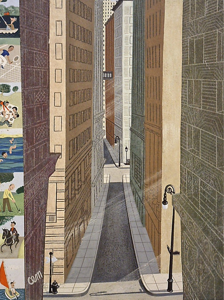 """""""Wall Street"""" by Charles Martin"""