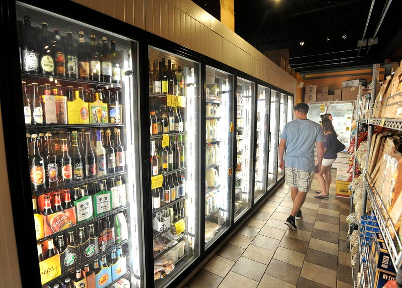Rosemont Bakery and Market in Portland has won certification for, among other things, reducing electricity usage. For example, the store's cooler doors and lighting are more energy efficient.