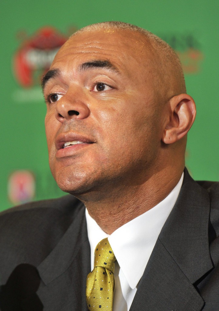 Dave Leitao brings 25 years of coaching to his post with the Red Claws, whose priority is to help young players develop.