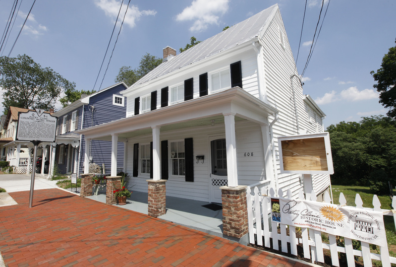 The Patsy Cline Historic House opens to the public Tuesday.