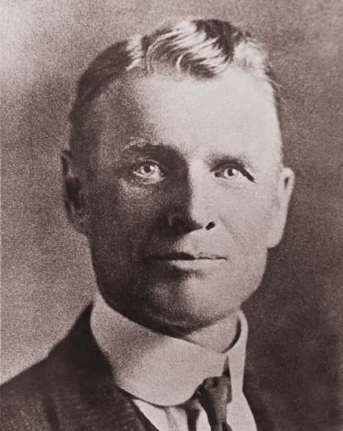 This undated photo of William T. Phillips was taken from the Larry Pointer Collection, American Heritage Center, University of Wyoming in Laramie, Wyo. Were Phillips and Butch Cassidy one and the same?